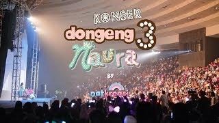 NatKreasi || Konser Dongeng 3 NAURA Bandung || Sabuga