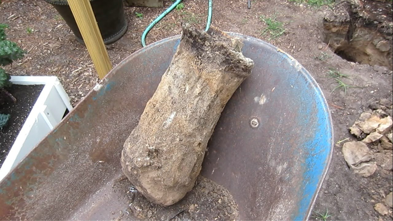 How To Remove A Concrete Post Fast & Easy