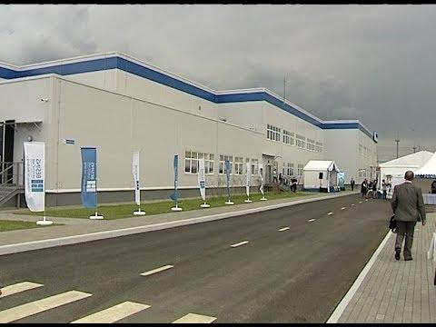 Фармацевтический завод открыли в Ярославле