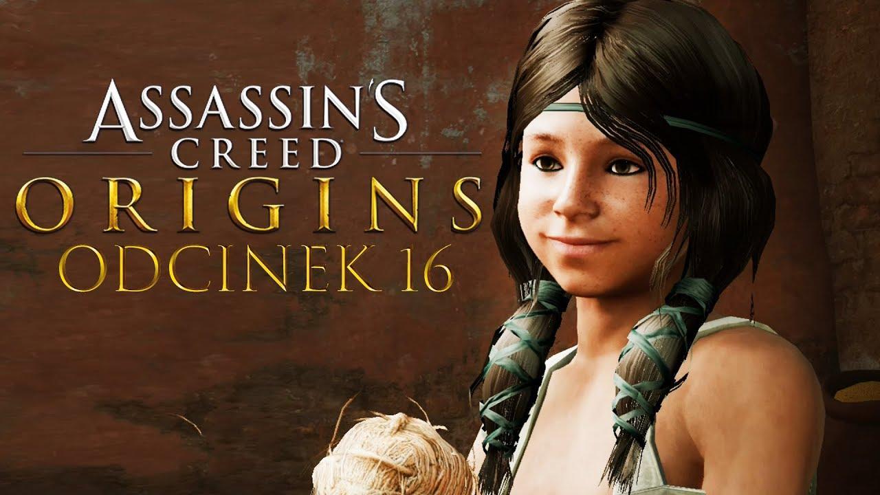Zagrajmy w Assassin's Creed Origins #16 – MAŁA SHADYA – PC