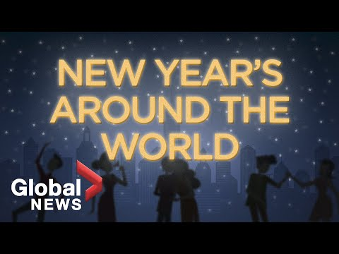 How different cultures celebrate the New Year