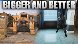 NEW HOUSE IS A MANSION! - Rainbow Six Siege