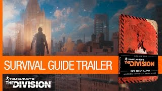 Tom Clancy's The Division - New York Collapse Survival Guide [US]