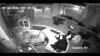 Terremoto en Ecuador 7.8: Canoa/Manabí, Video del momento del temblor en el cyber