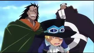 One Piece - Sabo Is Destroyed By Kuma And Dragon During His Training !! ENG SUB