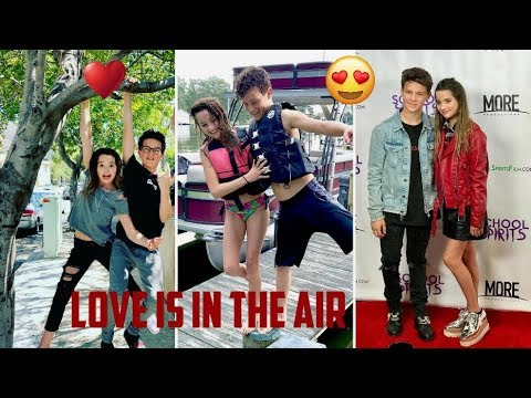 Annie LeBlanc and Hayden Summerall Best Pictures