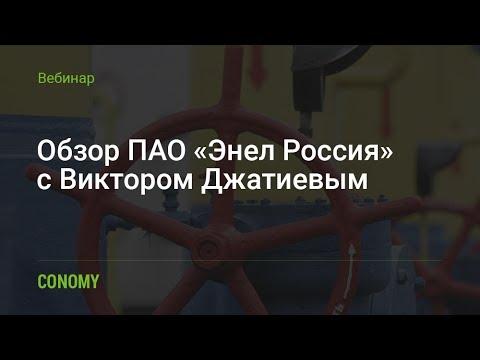 Обзор ПАО «Энел Россия»
