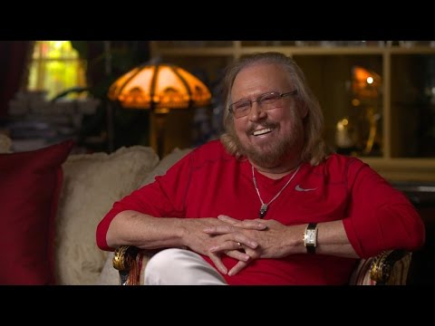 Barry Gibb on Bee Gees success, sibling rivalry