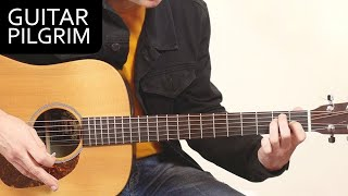 How To Play COTTON FIELDS by CCR