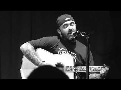 Aaron Lewis - Black Live Acoustic Pearl Jam Cover