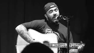 Aaron Lewis - Black (Live) (Acoustic) Pearl Jam Cover
