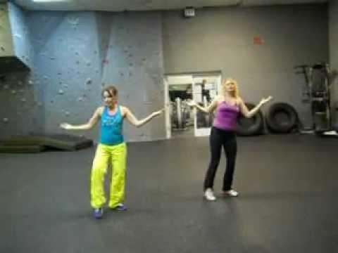 Flow Natural Dance Fitness Choreography.AVI