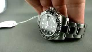 Rolex GMT Master II Ceramic - LUXURY SPORTS WATCHES