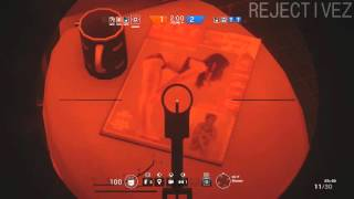 RAINBOW SIX: SIEGE - SEXY PORN MAGAZINE & TISSUE BOX IN TOILET EASTER EGG!