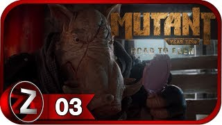 Mutant Year Zero: Road to Eden Прохождение на русском #3 - Пещера Страха [FullHD|PC]