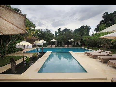 Freehold Bali Villa For Sale 500 Meters From The Beach For Land Value Only!