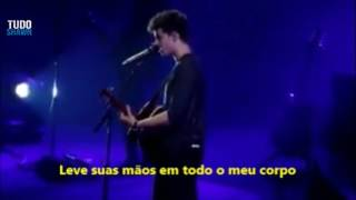 shawn mendes no promises live at msg traduo legendado