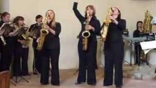 Nessun Dorma – the three tenors (saxophones!)