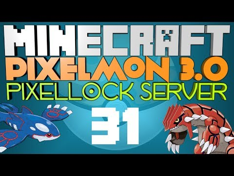 Pixelmon 3.0 | PixelLock Server - #31 Mini Safari Games w/ Staff