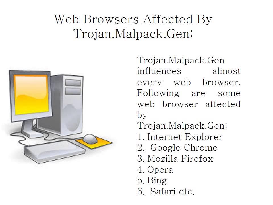 Remove Trojan.Malpack.Gen (Removal Guide), How To Remove Trojan