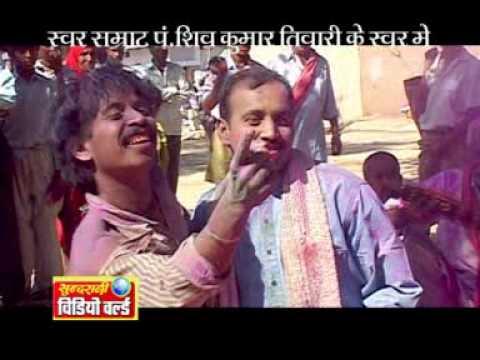 Tore Gal Ma Gulal - Rang Ragale Mayaru - Pt. Shiv Kumar Tiwari - Chhattisgarhi Song