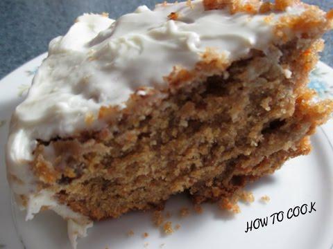 HOW TO MAKE JAMAICAN CARROT PINEAPPLE CHUNK CAKE 2015
