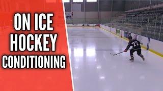 On Ice Hockey Training [Conditioning Workout]