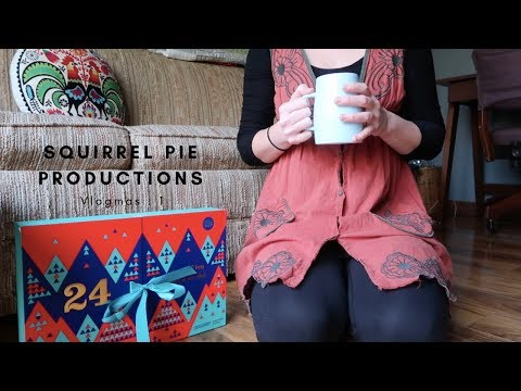 Squirrel Pie Productions. Vlogmas. 1
