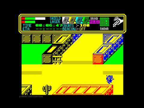 Colony Walkthrough, ZX Spectrum