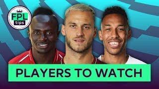 FPL PLAYERS TO WATCH: GW27-31 | Arnautovic, Aubameyang & More! Gameweek 27 | Fantasy Premier League