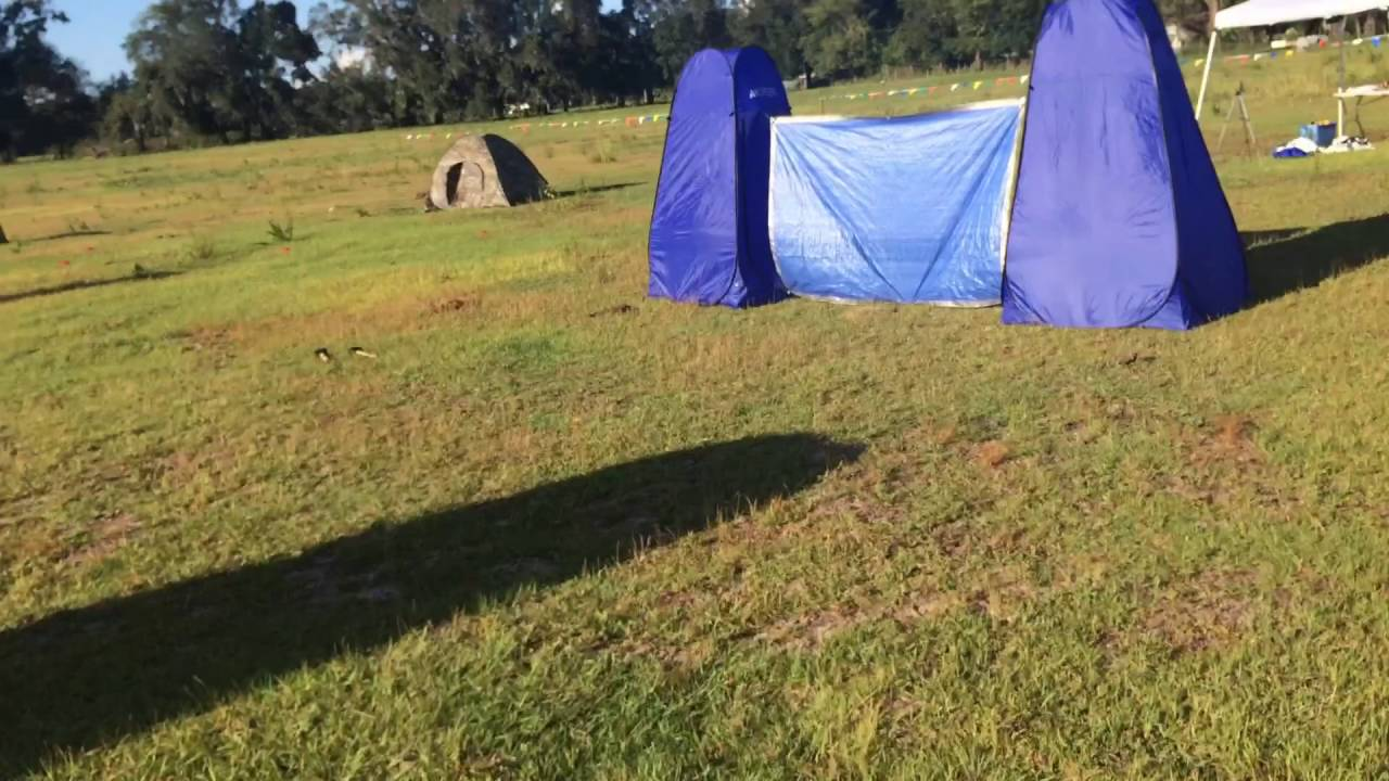 The 60-Second 20-person/20-tent Set-Up Runthrough & The 60-Second 20-person/20-tent Set-Up Runthrough - YouTube