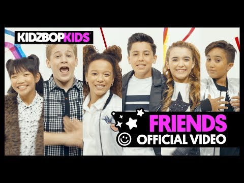 KIDZ BOP Kids – Friends (Official Music Video) [KIDZ BOP 37]