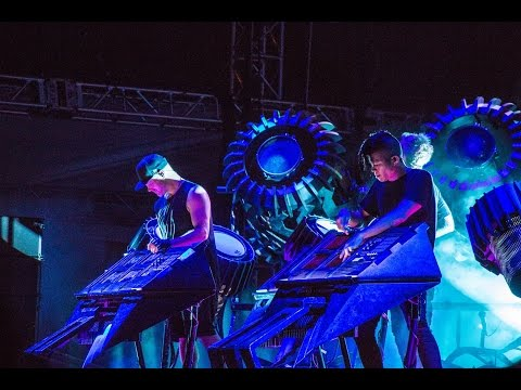 Glitch Mob - We Can Make the World Stop - Moonrise Festival 2015
