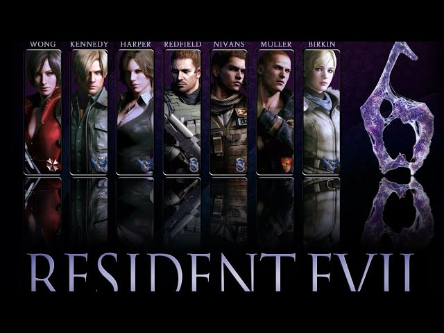 Resident Evil 6 Multiplayer with Baldicus - Chris' Campaign - Chapter 5