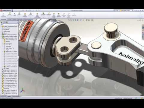 SolidWorks 3D CAD   First Look Video