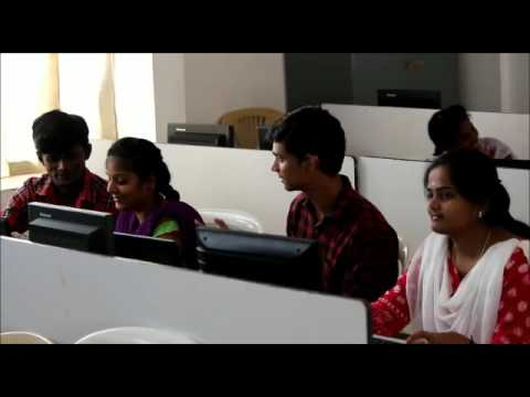 Kalasalingam university final year student deaf