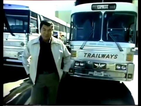 Trailways Bus Commercial (Claude Akins, 1976)
