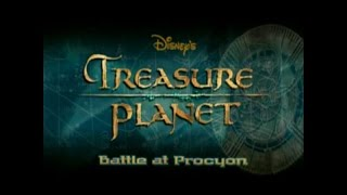 Treasure Planet: Battle at Procyon gameplay (PC Game, 2002)