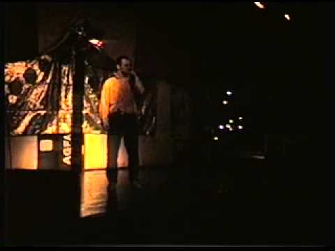 Brian Ice / D.Essex (Afternoon soundcheck @ Le Mouton 18-12-1993) part 3: Brian Ice - 'Tokyo'
