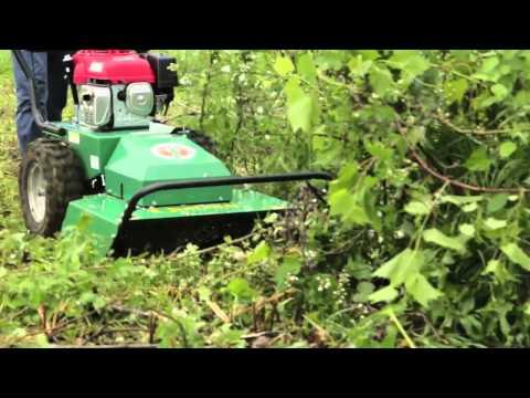 Газонокосилка для высокой травы Billy Goat