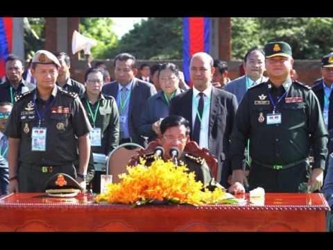 Cambodia News Today: RFI Radio France International Khmer Evening Thursday 06/22/2017