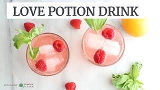 Meyer Lemon Love Potion | Healthy Drink Recipe | Limoneira