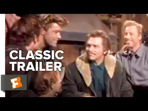 Seven Brides for Seven Brothers Official Trailer #1 - Russ Tamblyn Movie (1954) HD