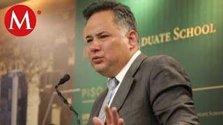 Estoy muy contento por detención de Emilio Lozoya, dice Santiago Nieto