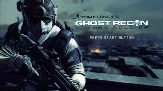 PS3 Longplay [035] Ghost Recon Future Soldier (part 1 of 4)