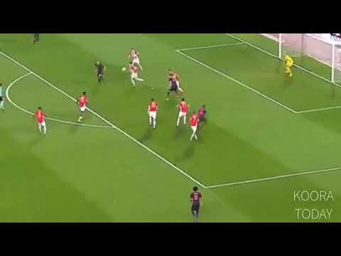 Olivier Giroud goal vs Red Star Belgrade