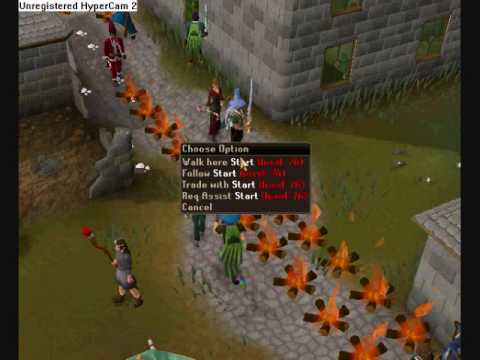 Runescape - Most rare and famous names