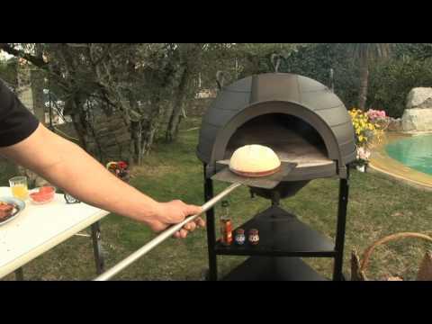 Presentation du four à bois INVICTA : Lo Goustaou