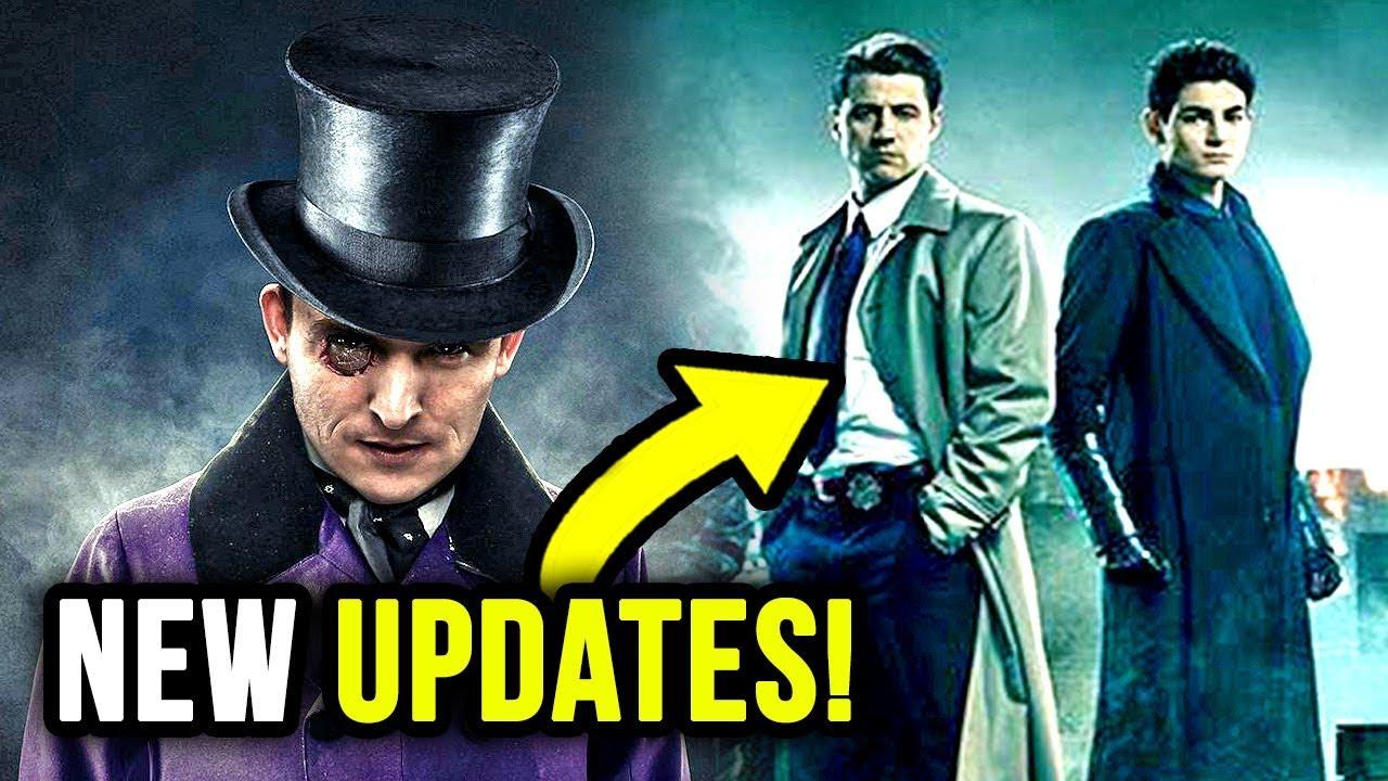 Batman Captures Penguin The Riddler New Teaser Trailers For Gotham Season 5
