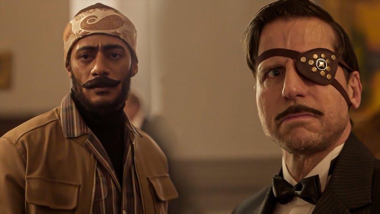 مفاجأة غير متوقعة لموسى في حفل السفير الانجليزي / مسلسل موسى - محمد رمضان